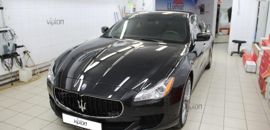 Maserati Quattroporte покрытия-Ceramic Pro 4