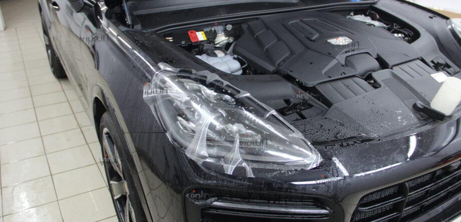 Porsche Cayenne расширенный пакет 1