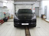 Porsche Cayenne расширенный пакет