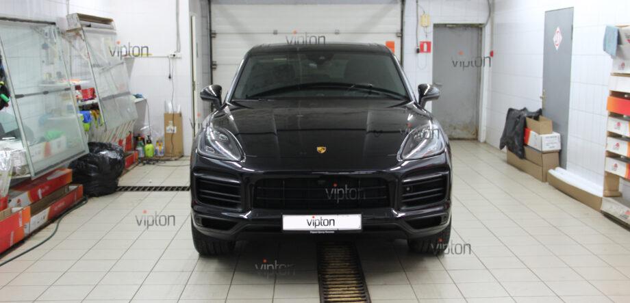 Porsche Cayenne расширенный пакет 2
