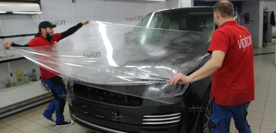 Range Rover Voge 10