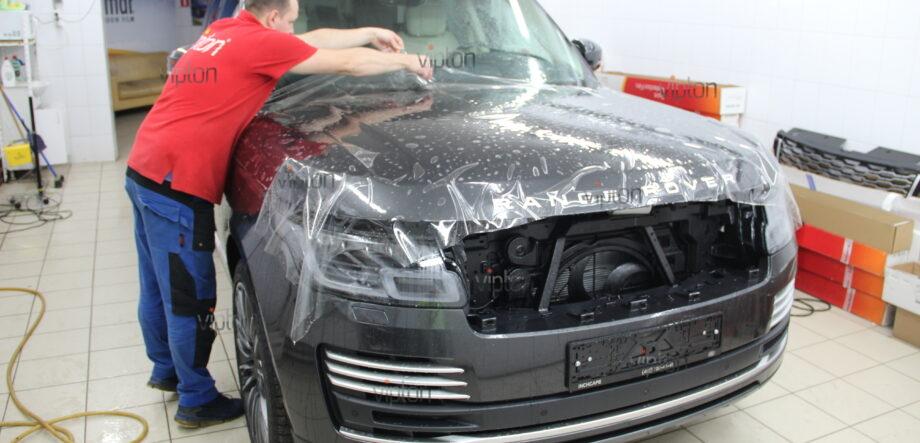 Range Rover Voge 9