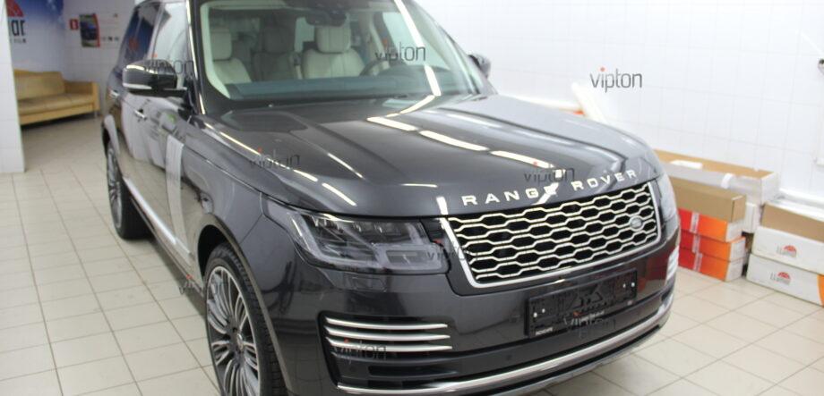 Range Rover Voge 4