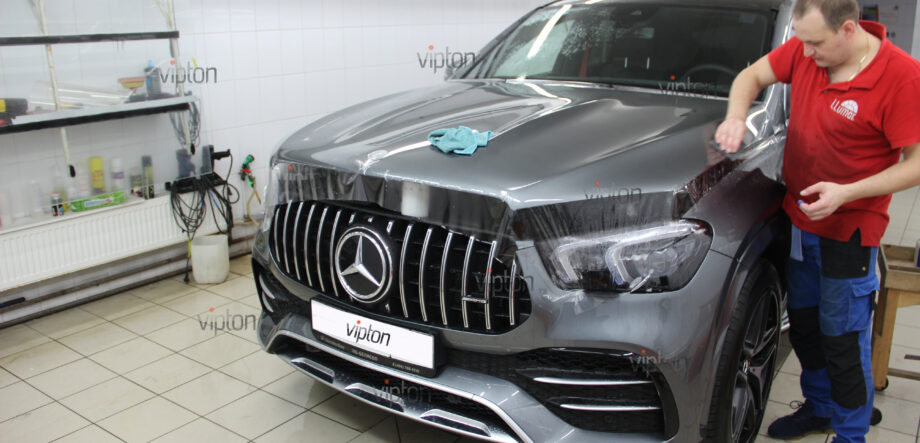 Mercedes-Benz GLE Coupe AMG 53 2