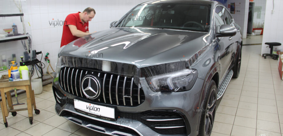 Mercedes-Benz GLE Coupe AMG 53 4