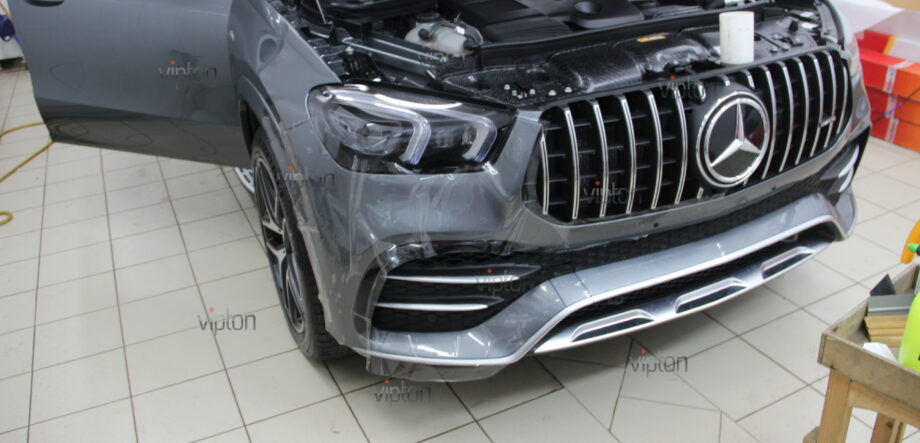 Mercedes-Benz GLE Coupe AMG 53 9