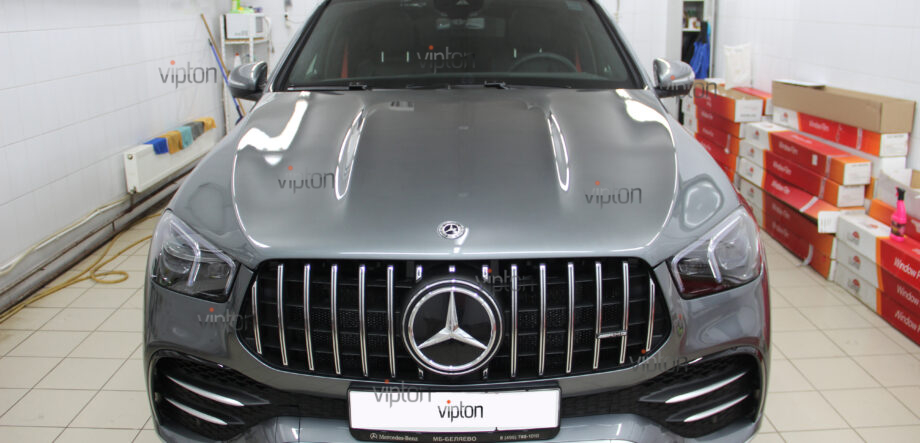 Mercedes-Benz GLE Coupe AMG 53 5