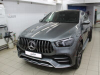 Mercedes-Benz GLE Coupe AMG 53