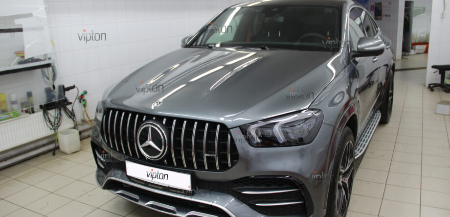 Mercedes-Benz GLE Coupe AMG 53 6