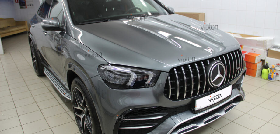 Mercedes-Benz GLE Coupe AMG 53 7
