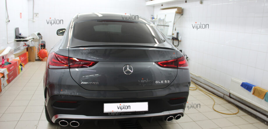 Mercedes-Benz GLE Coupe AMG 53 8