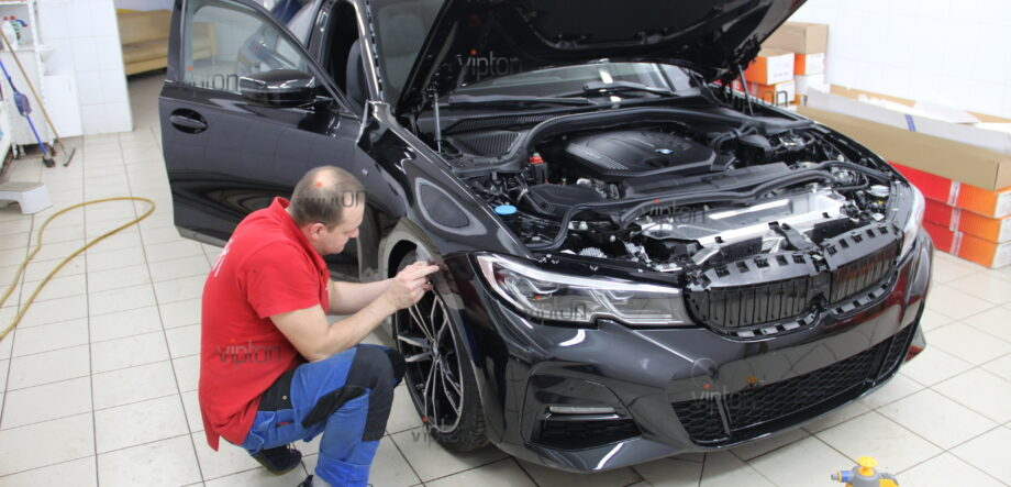 BMW 3 серии (G-20 7
