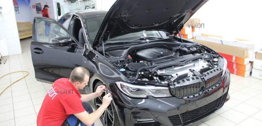 BMW 3 серии (G-20 5