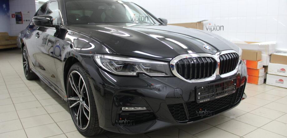 BMW 3 серии (G-20 2