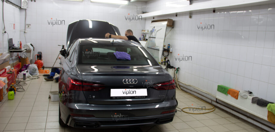 Audi A6 Suntek PPF 3