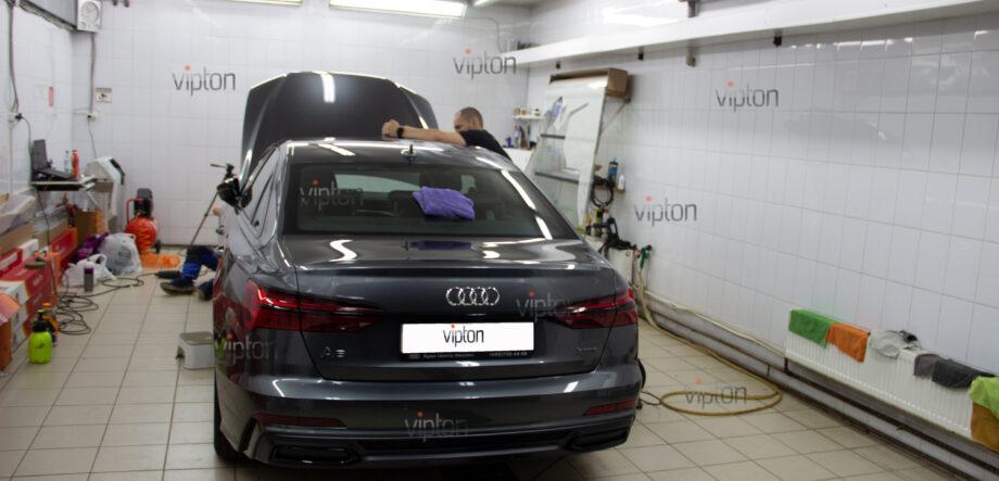 Audi A6 покрытия servFaces 3
