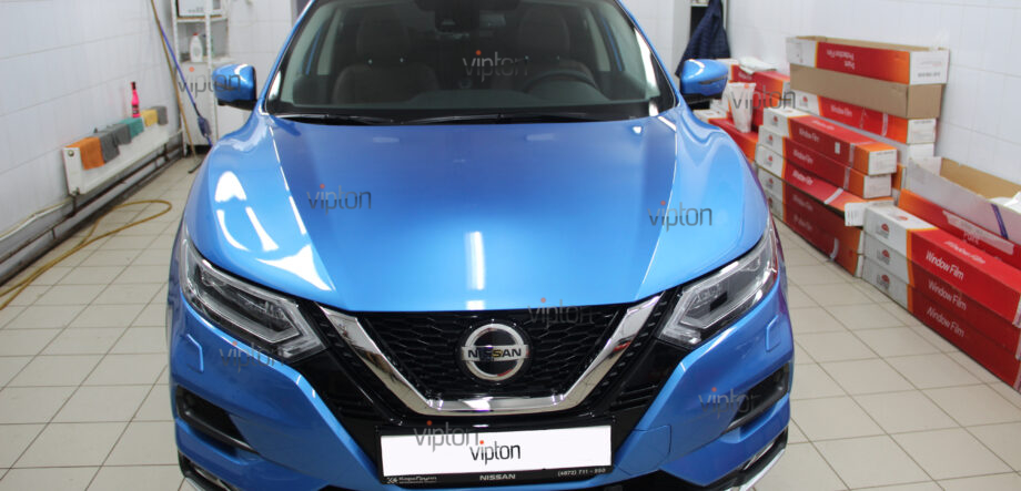 Nissan Qashqai SPARKS TOP расширенный пакет. 2