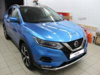 Nissan Qashqai SPARKS TOP расширенный пакет.