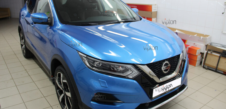 Nissan Qashqai SPARKS TOP расширенный пакет. 4