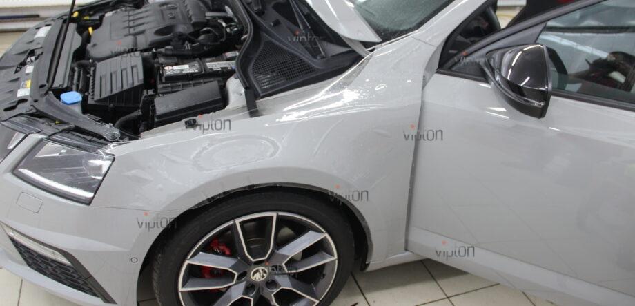 Skoda Octavia RS 13