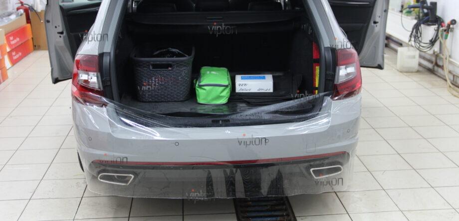 Skoda Octavia RS 11