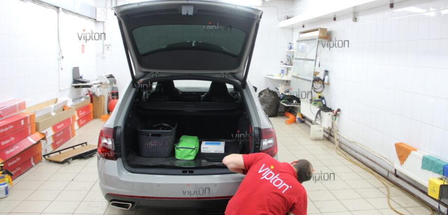 Skoda Octavia RS 10
