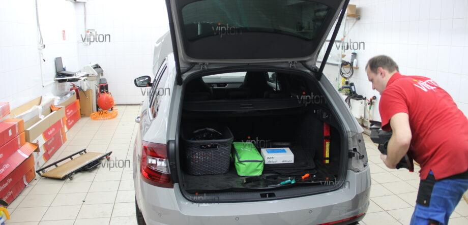 Skoda Octavia RS 9
