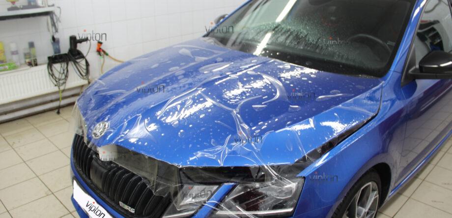 Skoda Octavia RS:Расширенное покрытие 1