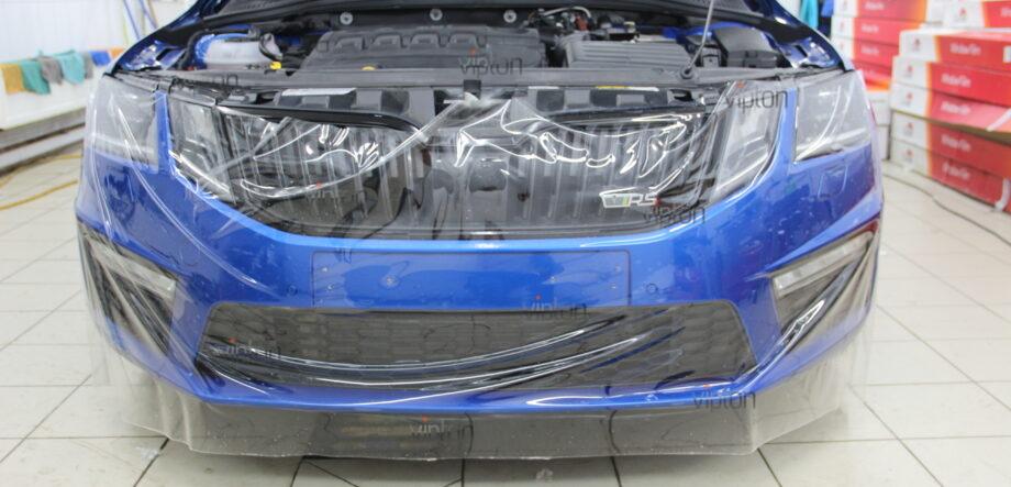 Skoda Octavia RS:Расширенное покрытие 5