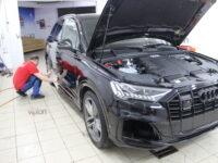 Audi Q7: расширенный пакет