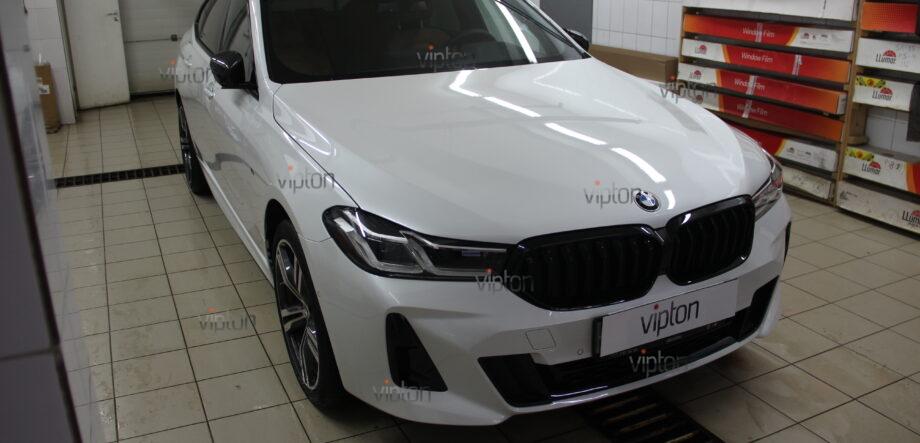 BMW 6 серии (G32)покрытия Ceramic Pro (3 слоя) 17