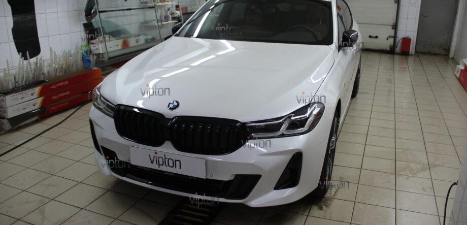 BMW 6 серии (G32)покрытия Ceramic Pro (3 слоя) 16