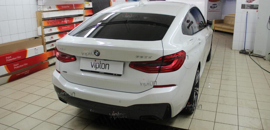 BMW 6 серии (G32)покрытия Ceramic Pro (3 слоя) 14