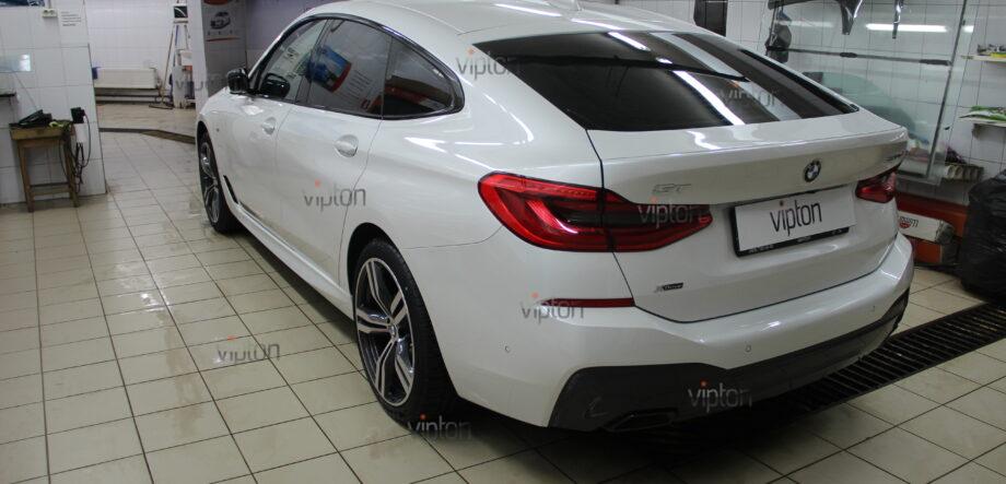 BMW 6 серии (G32)покрытия Ceramic Pro (3 слоя) 13
