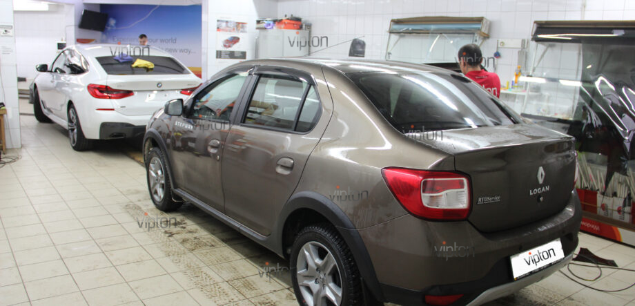 Renault Logan 4