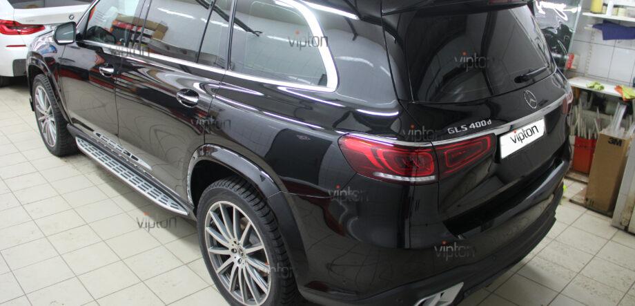 Mercedes-Benz GLS Ceramic Pro 11