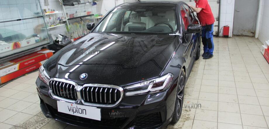 BMW 5 серии G30 5