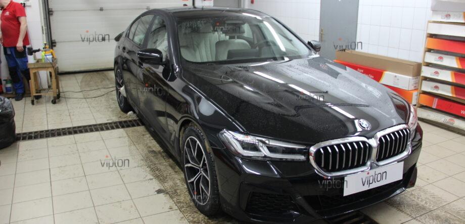 BMW 5 серии G30 4