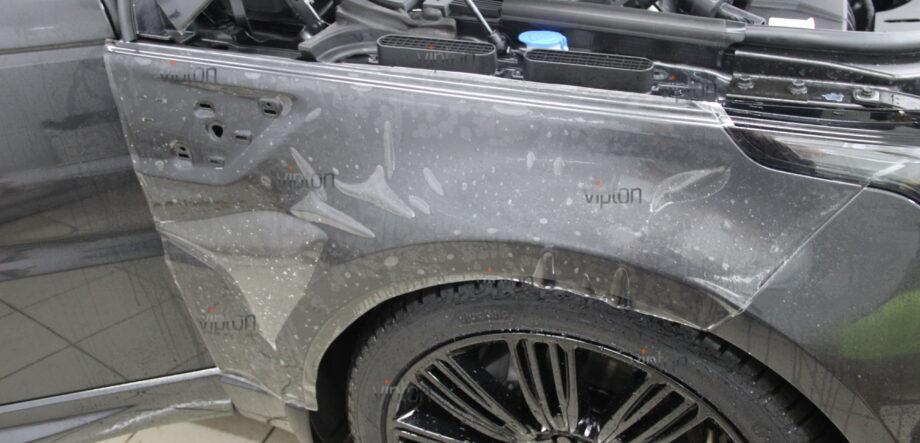 Range Rover Sport: Suntek PPF: расширенный пакет 9