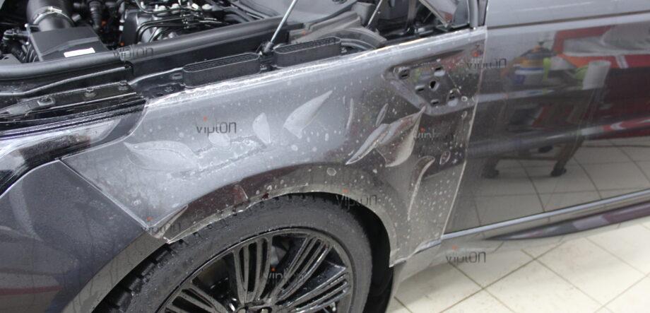 Range Rover Sport: Suntek PPF: расширенный пакет 8