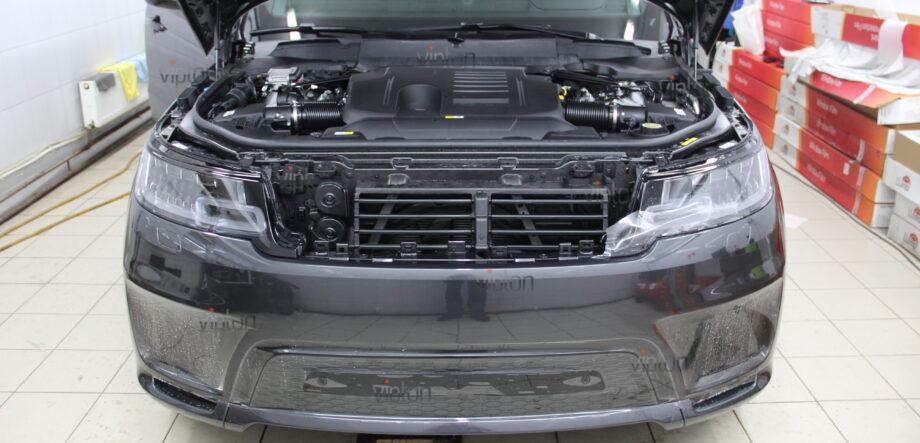 Range Rover Sport: Suntek PPF: расширенный пакет 7