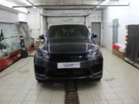 Range Rover Sport: Suntek PPF: расширенный пакет