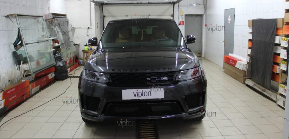 Range Rover Sport: Suntek PPF: расширенный пакет 6