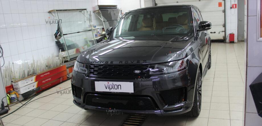 Range Rover Sport: Suntek PPF: расширенный пакет 5