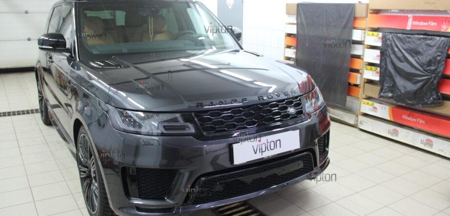 Range Rover Sport: Suntek PPF: расширенный пакет 4