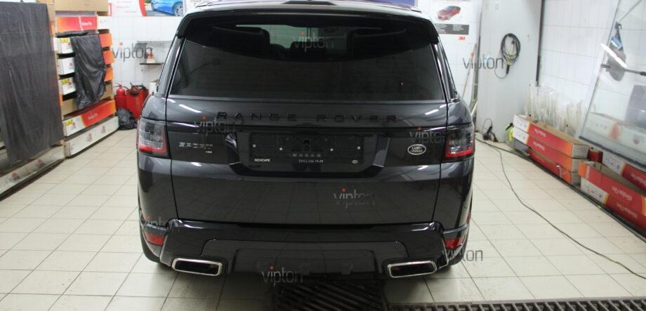 Range Rover Sport: Suntek PPF: расширенный пакет 1