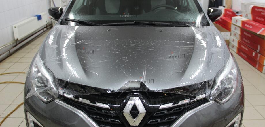 Renault Kaptur расширенный пакет 10