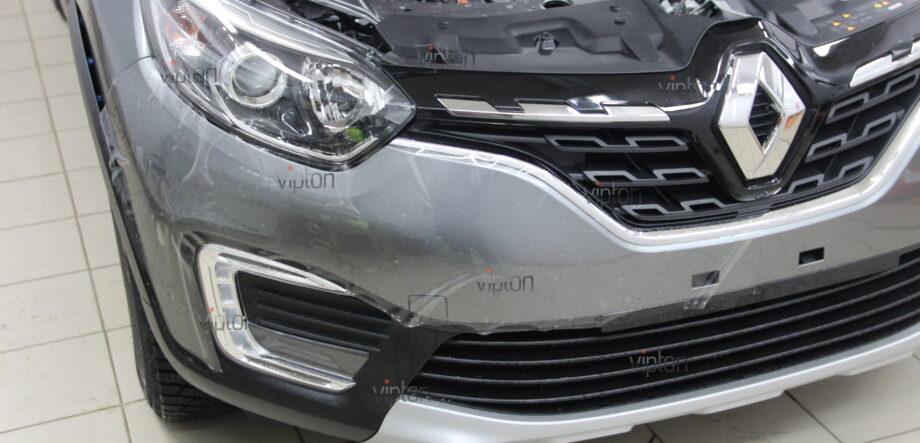 Renault Kaptur расширенный пакет 7