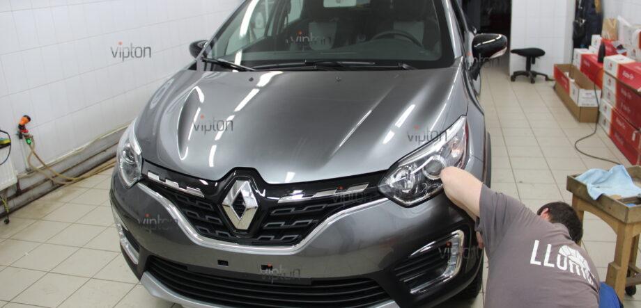 Renault Kaptur расширенный пакет 6