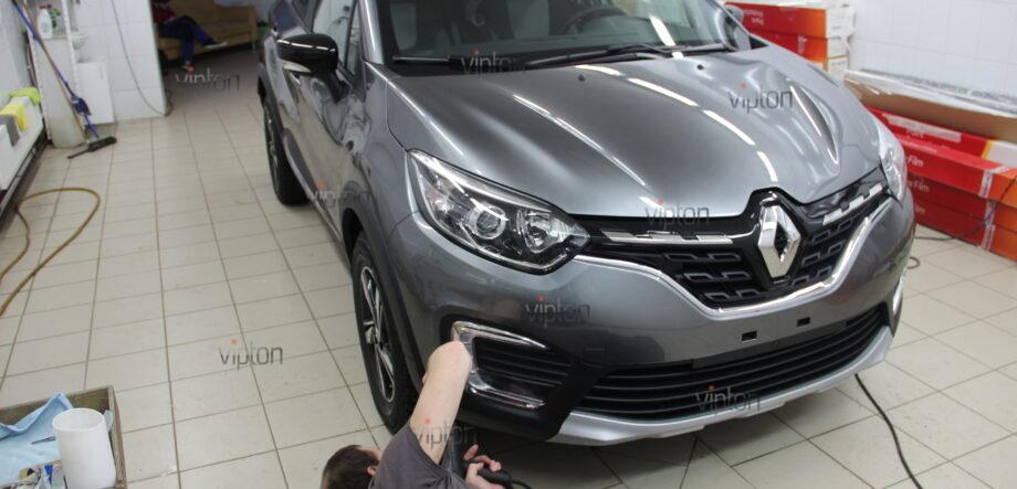Renault Kaptur расширенный пакет 5